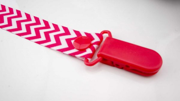 Chevron Hot Pink – Hot Pink Clip 2