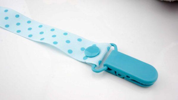 Spots Light Blue on Baby Blue – Light Blue Clip 2