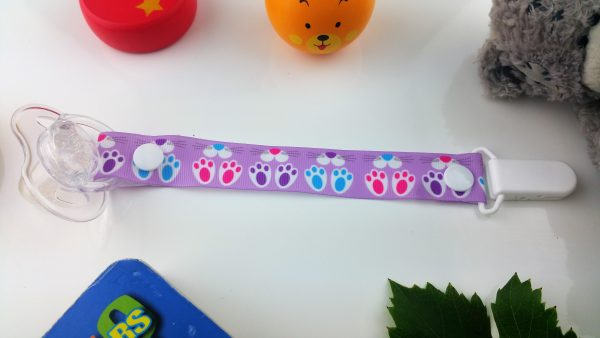 Easter Paws – White Clip