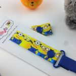 Minions Packaged – Navy Blue Clip